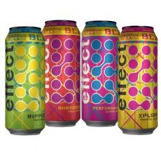 Effect BCAA Energetický nápoj 500 ml 4 +1 ZDARMA