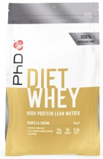 PhD Diet Whey Protein 1000 g VÝPRODEJ (POŠK.OBAL)
