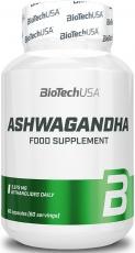 BiotechUSA Ashwagandha 60 kapslí