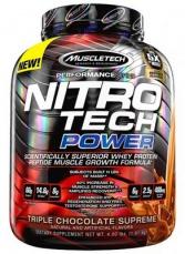 MuscleTech Nitro-Tech Power 1800 g