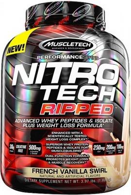MuscleTech Nitro-Tech Ripped 1800 g