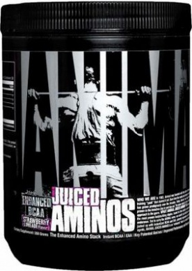 Universal Animal Juiced Aminos 375 g