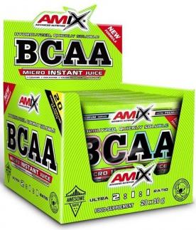 Amix BCAA Micro Instant Juice 20 x 10 g