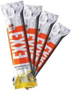 Extrifit EXXE ® Protein Bar 65 g - mandle/vanilka