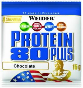 Weider Protein 80 Plus vzorek 15 g