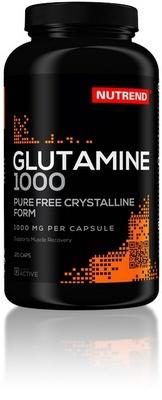 Nutrend Glutamin 1000 120 kapslí