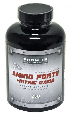 Promil Amino Forte + Nitric Oxide 250 tablet