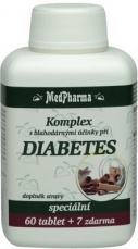 MedPharma Diabetes 67 tablet