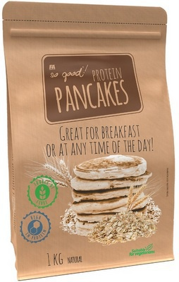 FA So Good Protein Pancakes 1000 g