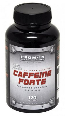 Promil Caffeine forte 200 mg 120 tablet