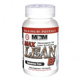 Max Muscle Max Lean EF 120 kapslí