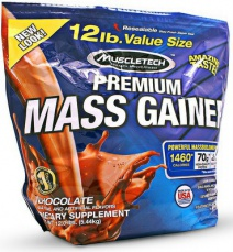 MuscleTech 100 % Premium Mass Gainer 5440g