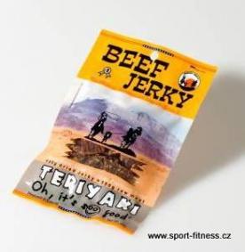 Jerky sušené maso Beef  Teriyaki 24g