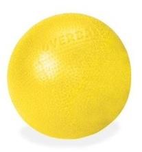 Overball Gymnastický míč 26 cm žlutý