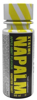 FA Xtreme Napalm Igniter Shot 60 ml - jablko/máta