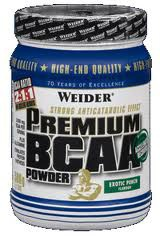Weider Premium BCAA Powder 500g - třešeň / kokos VÝPRODEJ