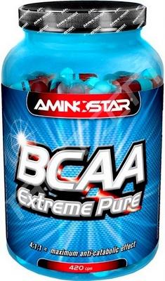 Aminostar BCAA Extreme Pure 420 kapslí
