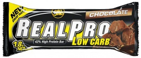 All Stars Real Pro Low Carb 50 g - stracciatella