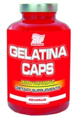 ATP Gelatina Caps with Vitamin C 250 kapslí