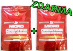 ATP Creatine Monohydrate 500g + 500g ZDARMA