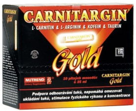 Nutrend Carnitargin Gold