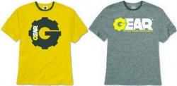 FA Gear tričko - XL šedé