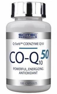 Scitec Koenzym CO-Q10 50mg 100 kapslí