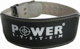POWER SYSTEM Fitness opasek POWER BASIC 3250 - XXL DOPRODEJ