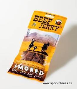 Jerky sušené maso beef Smoked 50g