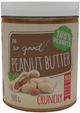 FA So Good! Peanut Butter 900 g - crunchy