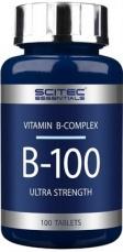 Scitec Vitamin B Complex B-100 100 tablet