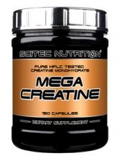 Scitec Mega Creatine 150 kapslí