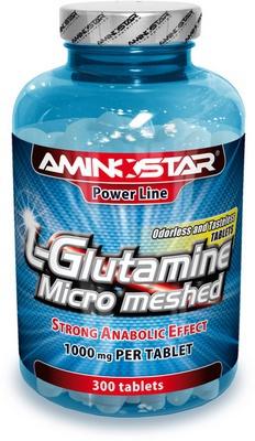 Aminostar L-Glutamin 240 tablet