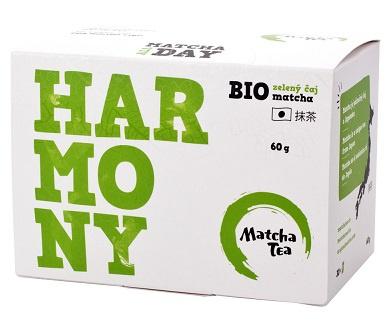 Čajová květina Matcha Tea Harmony zelený čaj 30 x 2 g