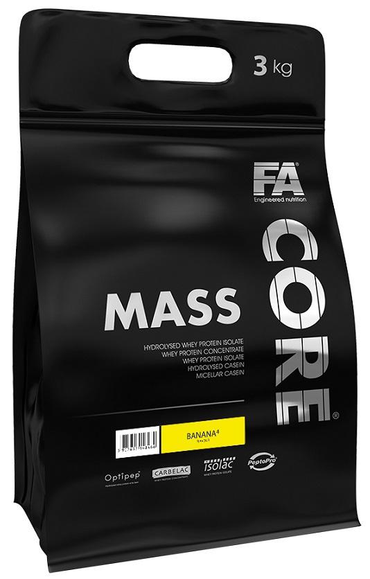 Levně FA (Fitness Authority) FA Mass Core 7000g - vanilka