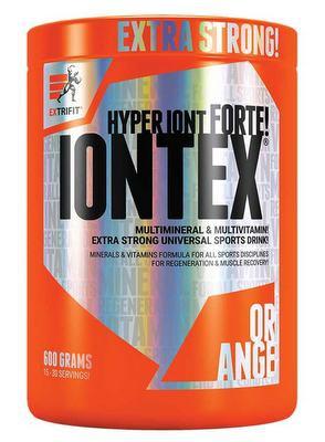 Levně Extrifit Iontex Forte 600 g - pomeranč