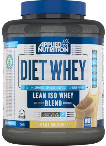 Levně Applied Nutrition Diet Whey 2000 g - banánový milkshake