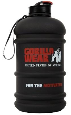 Gorilla Wear Water Jug Barel na vodu Black/Red