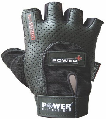 Power System Fitness rukavice POWER PLUS - XXL