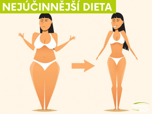 Nejúčinější dieta? Co je nejdůležitější při hubnutí?
