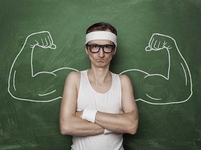 Jak efektivně nabrat svaly při tréninku 3x týdne? Ukázkový trénink.