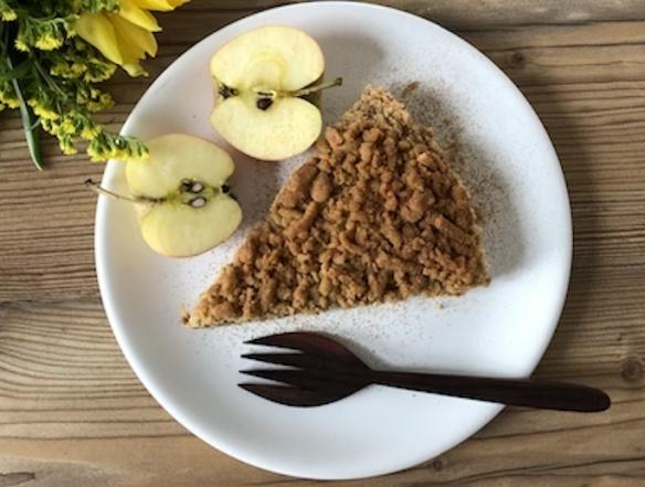 Apple Pie. Jablečné neboli Hraběnčiny řezy ve zdravější verzi.