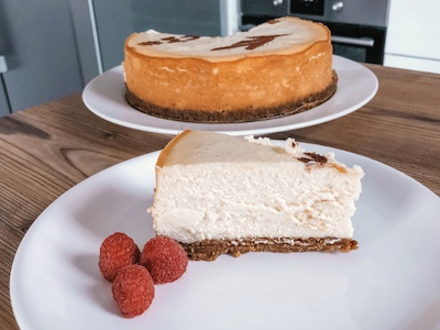 Recept na pravý New York Cheesecake