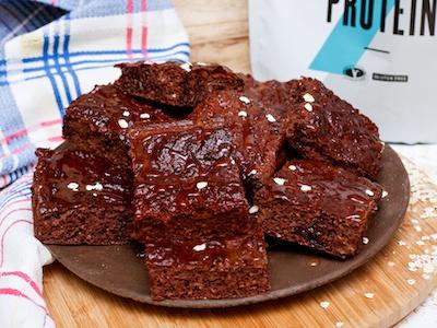 Fitness proteinový perník. Jak udělat sladký perník bez cukru?