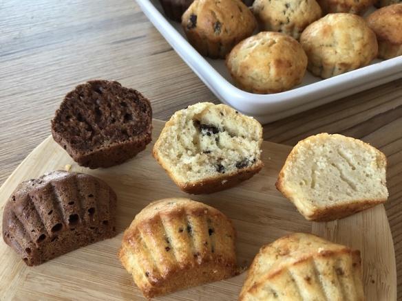 Proteinové muffiny: Jedno těsto a tři dokonalé variace.