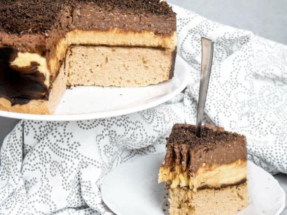 Recept: Nejlepší proteinový dort s čokoládou. Peč chytře a zdravě.