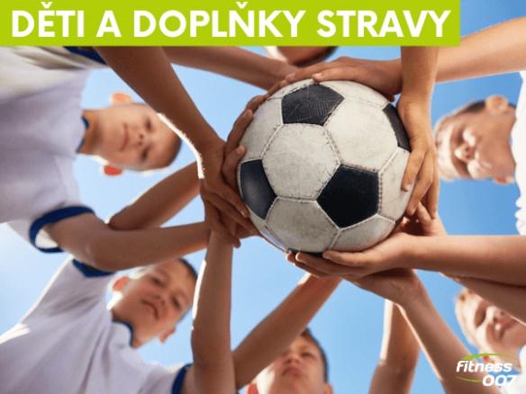 Můžou děti protein? Jaké doplňky stravy pro děti?