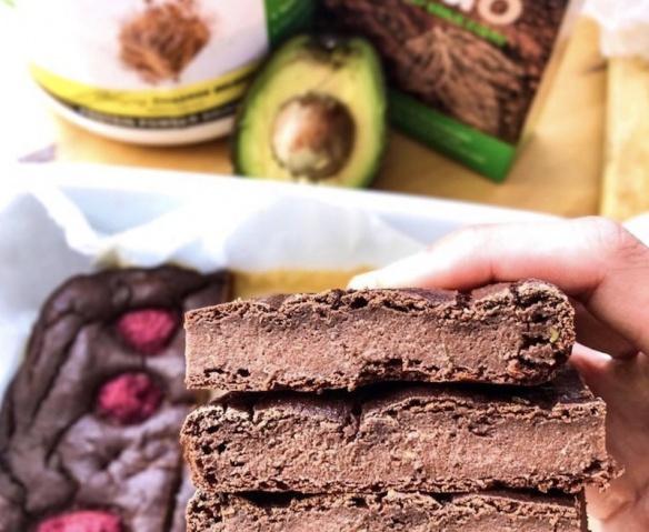 Zdravé vegan avokádové Brownie. Avokádo, jak prospívá zdraví?