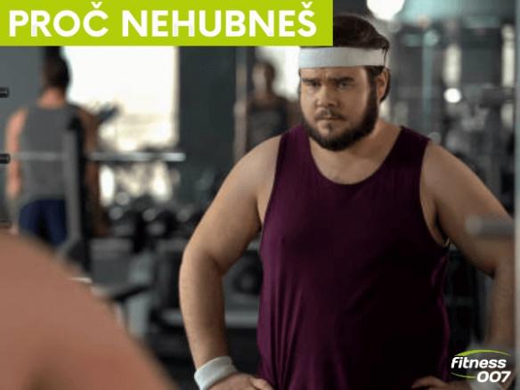 5 důvodů, proč nemůžeš zhubnout, ale můžeš to snadno změnit.