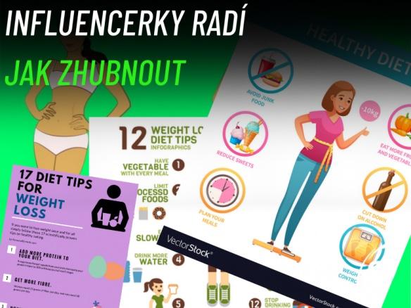 Tipy influencerek, jak zhubnout. Petr Pavlíček s Jirkou hodnotí jejich pravdivost + tipy jak si skutečně udržet motivaci.